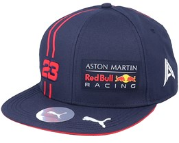 Red Bull Alex Albon Driver Night Sky Snapback - Formula One