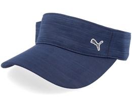 Womens Sport Navy Blazer Visor - Puma