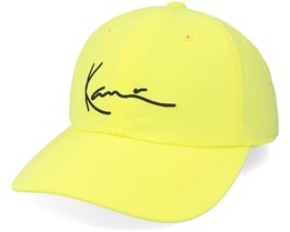Signature Cap Yellow Dad Cap - Karl Kani