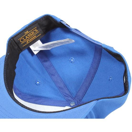 Stapler Snorkel Blue Snapback - DC Kšiltovka - Hatstore.cz 3b69fc53c9