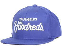 Forever Team Blue Snapback - The Hundreds