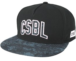 For all Black Snapback  - Cayler & Sons