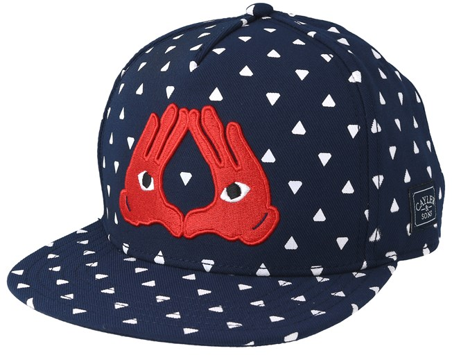 87fbebcc348a9 In The House Navy Snapback - Cayler   Sons cap