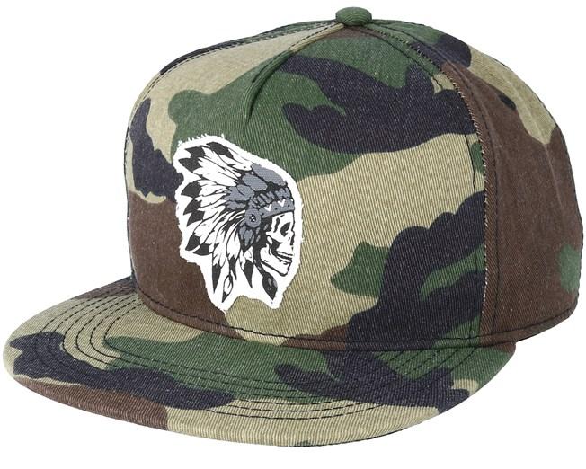 Freedom Corps Camo Snapback - Cayler   Sons caps - Hatstoreworld.com 9e0d5ac2c35
