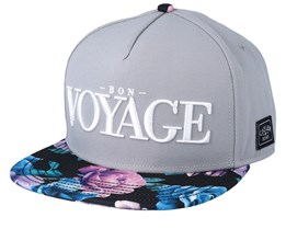 Bon Voyage Grey/Mc Snapback - Cayler & Sons