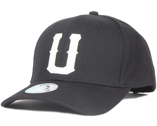 UNITED 2 Baseball Black - Upfront