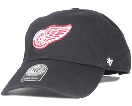 Detroit Red Wings Clean up Black - 47 Brand