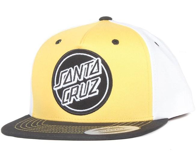 Reverse Dot Banana Snapback - Santa Cruz caps  c14f3d43a1b