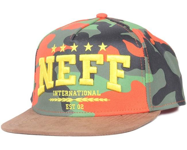 Nautical Snapback - Neff caps - Hatstoreworld.com eee7f7f8e27