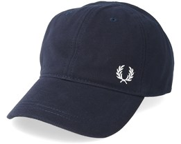 Pique Classic Navy Adjustable  - Fred Perry