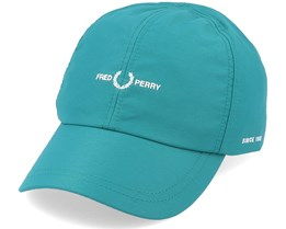 Sports Twill Cap L27 Light Petrol Adjustable - Fred Perry