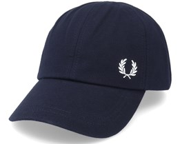 Pique Classic Navy Dad Cap - Fred Perry