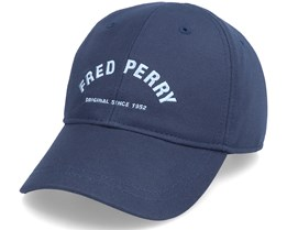 Arch Brand Tricot Cap Dark Airforce Dad Cap - Fred Perry
