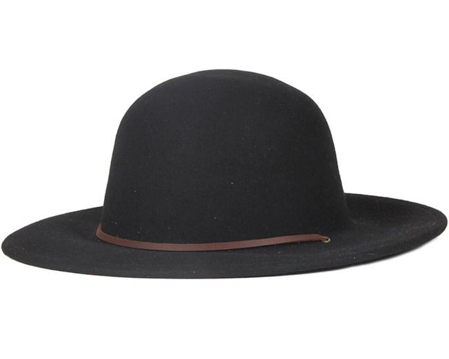 Tiller Hat Black - Brixton hats  f0a2d524af1