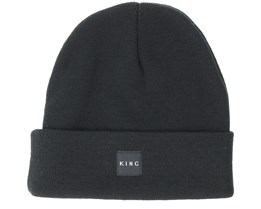 Tunmash Black Beanie - King Apparel