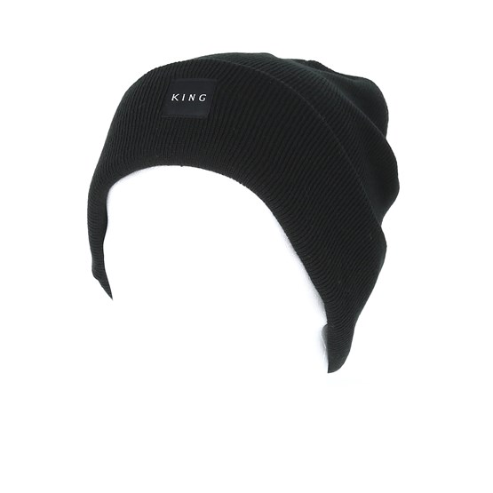 53c013bb208 Tunmash Black Beanie - King Apparel beanies - Hatstoreworld.com