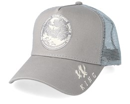 Explorer Stone Trucker - King Apparel