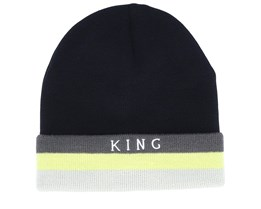 Blackwall Black Cuff - King Apparel