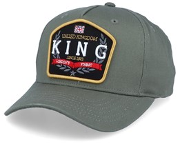 The Imperial Cap Fern Adjustable - King Apparel