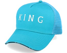 Stepney Curved Fern Trucker - King Apparel