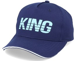 Manor Ink Blue Adjustable - King Apparel