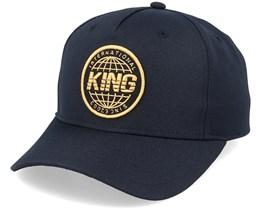 Bethnal Black/Gold Adjustable - King Apparel