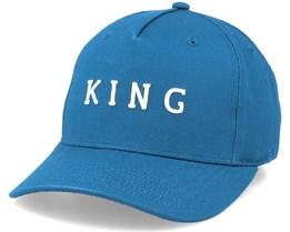 Stepney Curve Peak Ink Adjustable - King Apparel