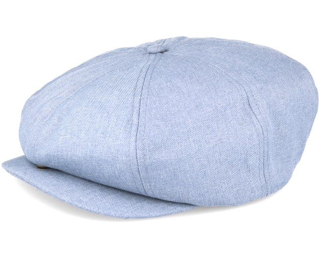 f9189ff546f Jacksonport Light Blue Flat-cap - Dickies caps - Hatstoreworld.com