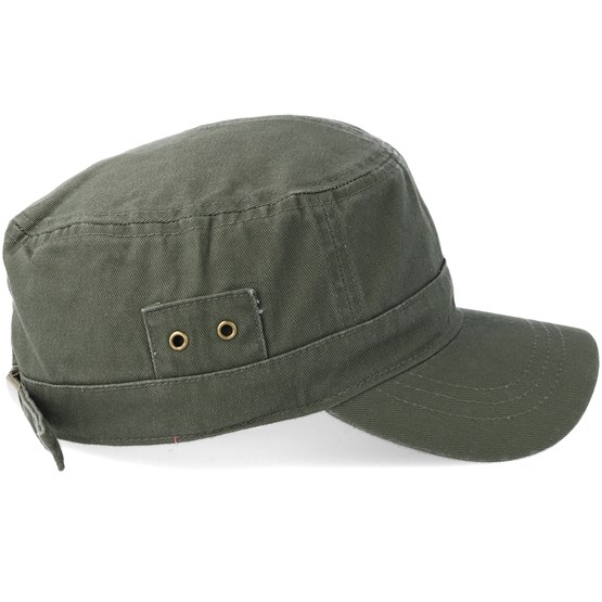 13d783747e8009 Alpena Olive Green Adjustable - Dickies - Bearded Man Apparel - Hatstore.es