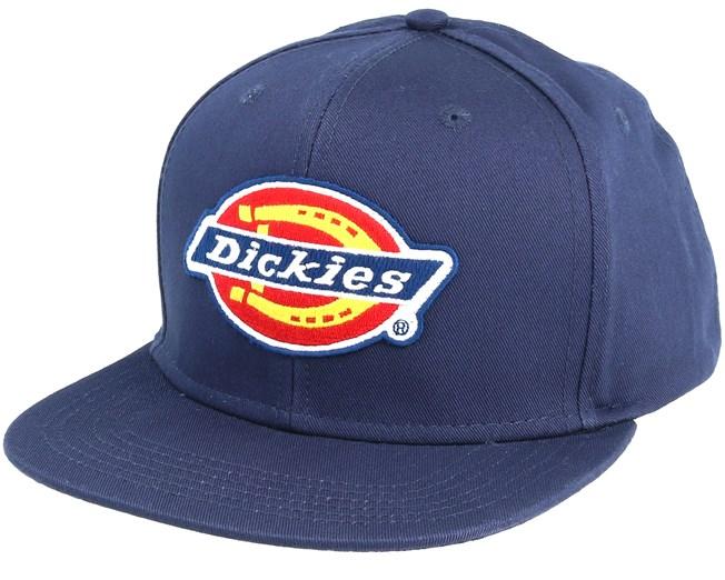 22c24cd7a76 Muldoon Navy Blue Snapback - Dickies caps