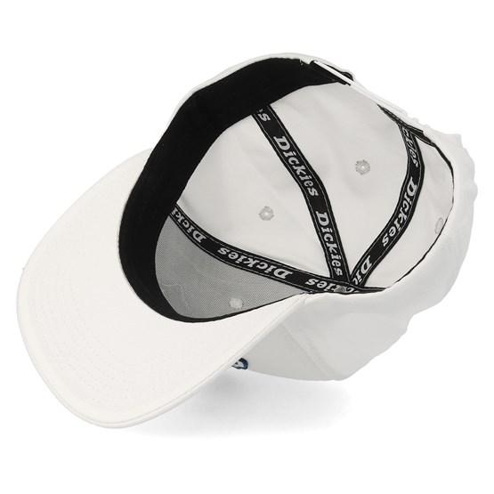 ea4cf503e4b11 Muldoon White Snapback - Dickies caps - Hatstoreaustralia.com