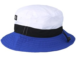 Freeville White/Black/Navy Blue Bucket - Dickies