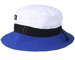 Freeville White/Black/Navy Blue Bucket - Dickies