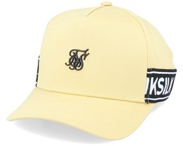Stretch Fit Full Trucker Mustard Adjustable - SikSilk