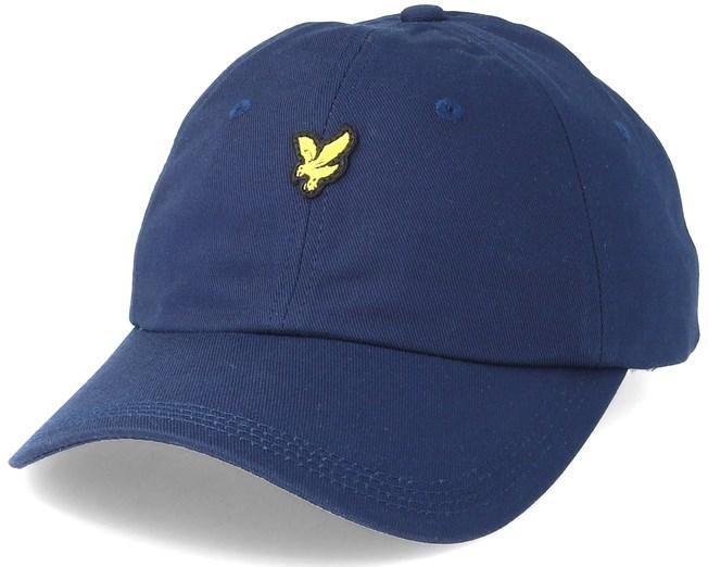 580fbe179b7cb Baseball Cap Dark Navy Adjustable - Lyle   Scott caps
