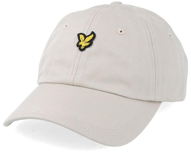 a28cfaadbcc Baseball Cap Light Stone Adjustable - Lyle   Scott caps - Hatstoreworld.com
