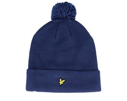 Bobble Dark Navy Pom - Lyle & Scott