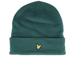 Beanie Jade Green Cuff - Lyle & Scott