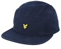 Dark Navy 5-Panel - Lyle & Scott