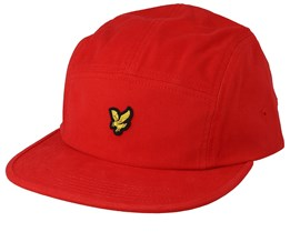 Grenadine Red 5-Panel - Lyle & Scott
