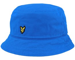 Cotton Twill Bright Royal Blue Bucket - Lyle & Scott