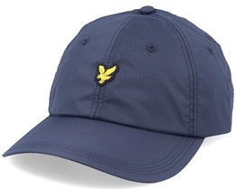 Ripstop Cap Graphite Adjustable - Lyle & Scott