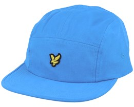Cap Bright Royal Blue 5-Panel - Lyle & Scott