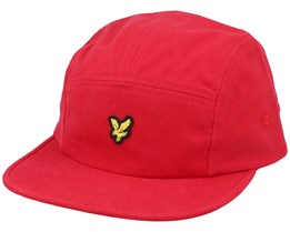 Cap Gala Red 5-Panel - Lyle & Scott