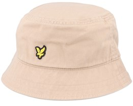 Cotton Twill Sand Storm Bucket - Lyle & Scott