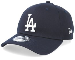 promo code 5fb7f 60c01 Los Angeles Dodgers 39Thirty Navy White Flexfit - New Era