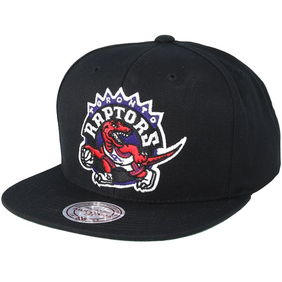 46ee06b7 ... usa toronto raptor wool solid black red snapback mitchell ness caps  hatstoreworld 8fbf3 3a52e