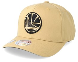 Golden State Warriors 110 Sand Adjustable - Mitchell & Ness
