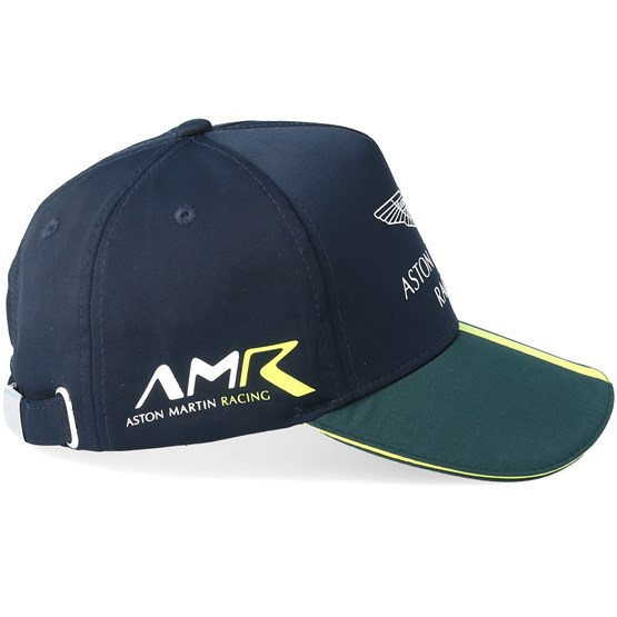 Kids Aston Martin Racing Children´s Team Cap Navy/Green