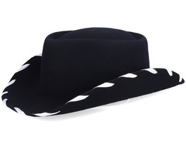 Kids Black Cowboy Hat - Jaxon & James